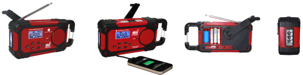 WR-333 NOAA Weather Alert Radio