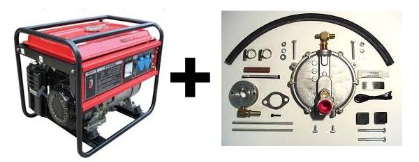 GeneratorFuelConversionKit
